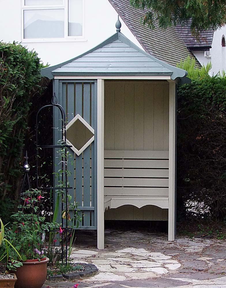 sage paint for timber shed diybanter. Black Bedroom Furniture Sets. Home Design Ideas